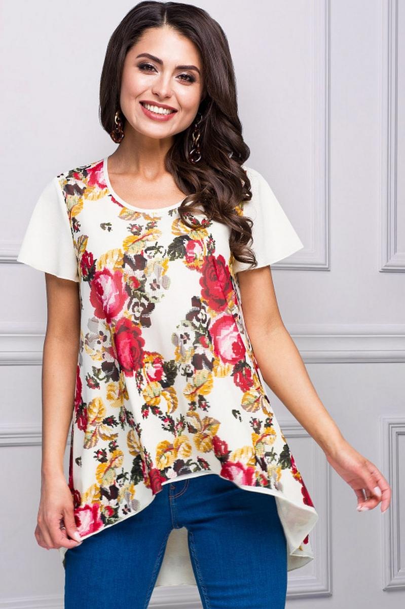 45aba9b42 Купить Блузы больших размеров в интернет-магазине Beauti-full.ru