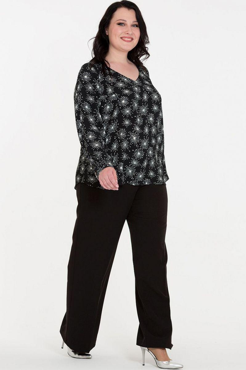 7a04e6e4b44bd Купить Повседневные брюки больших размеров в интернет-магазине ...