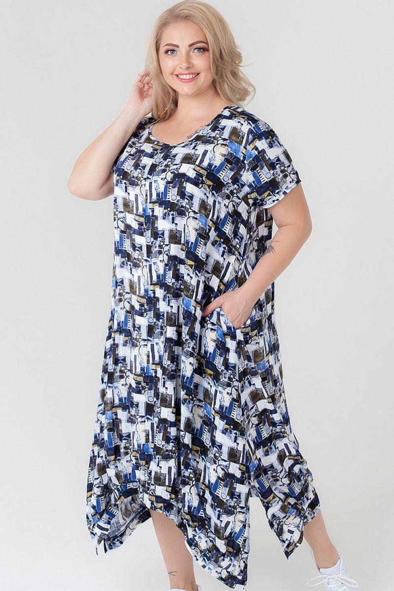 322def1d245b353 Купить Платья больших размеров в интернет-магазине Beauti-full.ru
