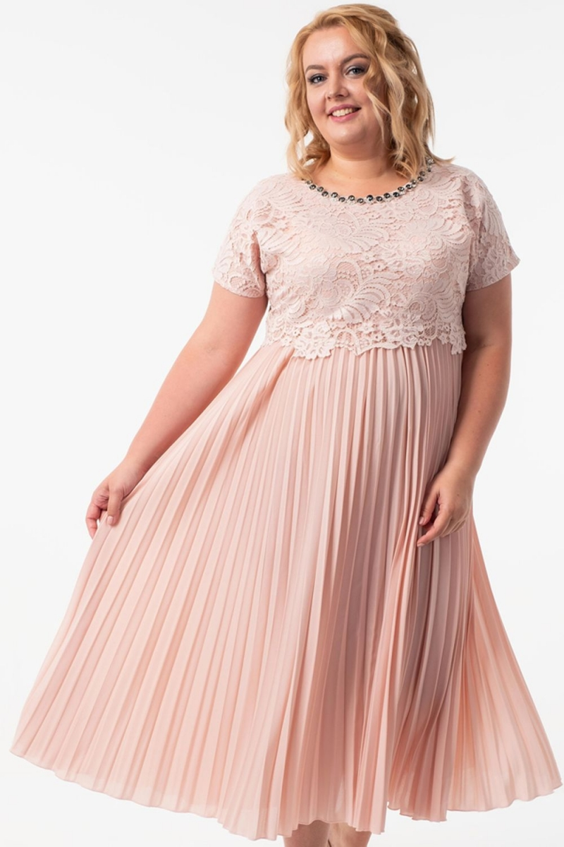 25eab4eb4e43 Купить Платья больших размеров в интернет-магазине Beauti-full.ru
